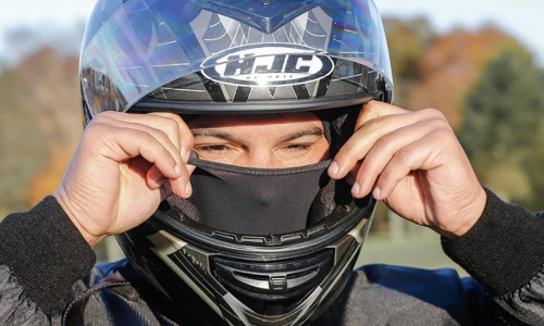 what do you wear under your motorcycle helmet?   top gear super store