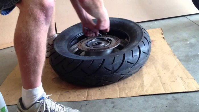 how often should motorcycle tires be replaced? - branchline brewing