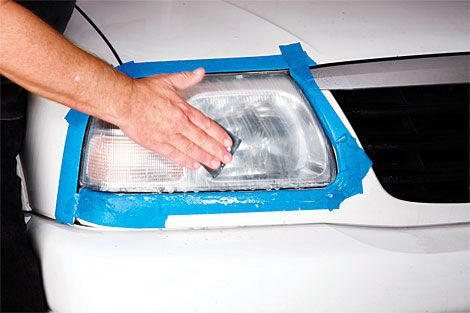 avoid hazy headlights and make them shine like new with these 7 steps