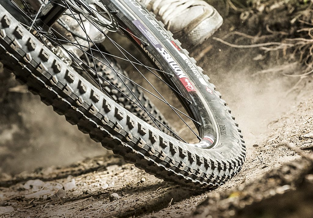 Best Width For Mountain Bike Tires For Good Cornering