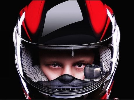 The World's First Motorcycle Helmet Head-Up Display Is Finally Here