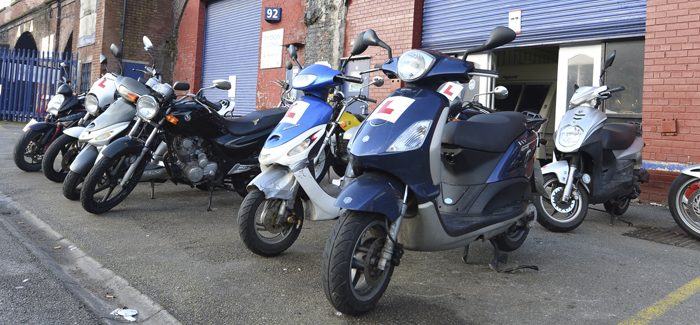 How much is motorbike insurance for a 17 year old?   The Bike Insurer