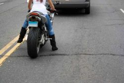what happens if my motorcycle is totaled?   top class actions