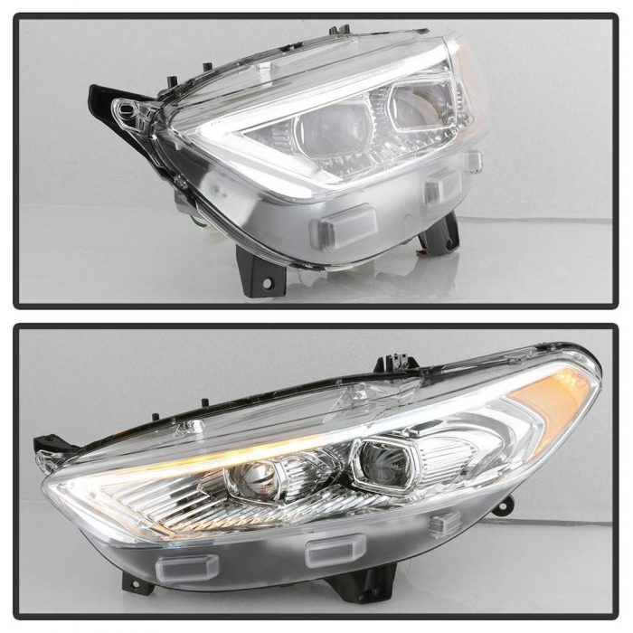 what is the box attached to led led headlight