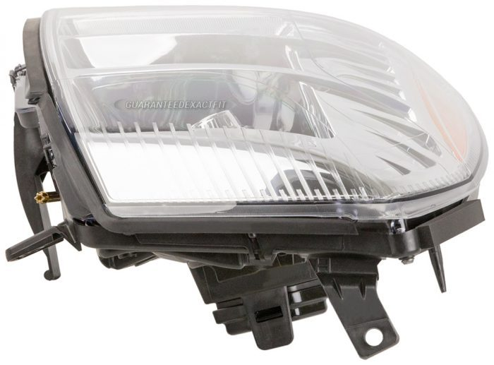 what side is cadillac cts 2008 passenger headlight
