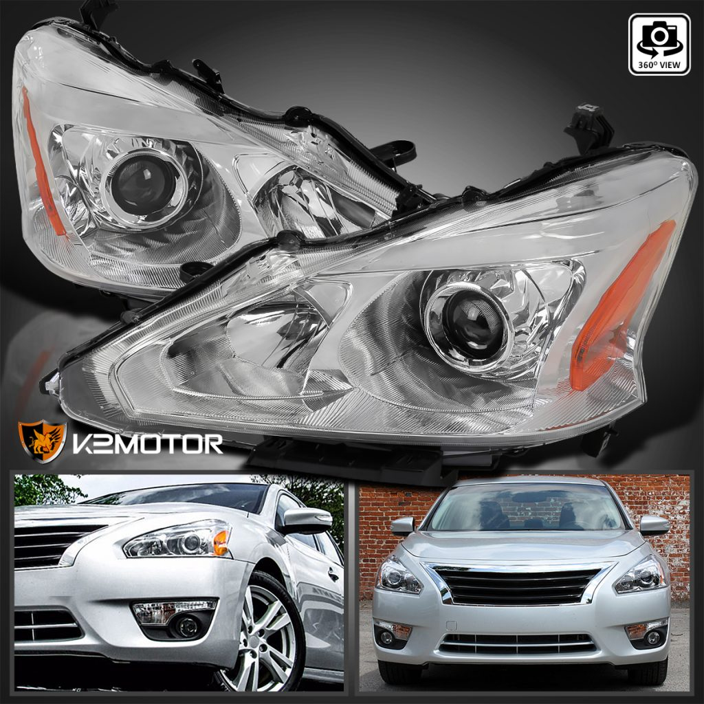 what is the headlight bulb size for 2015 altima
