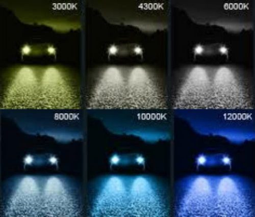 what are hid headlight conversion