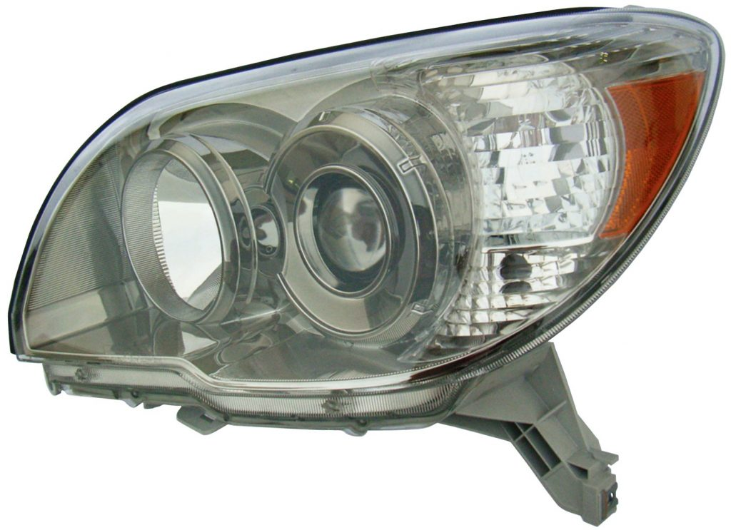 2006 sequoia what are all the bulbs in the headlight assembly