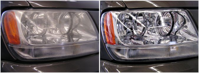 what to use to protect headlight lens