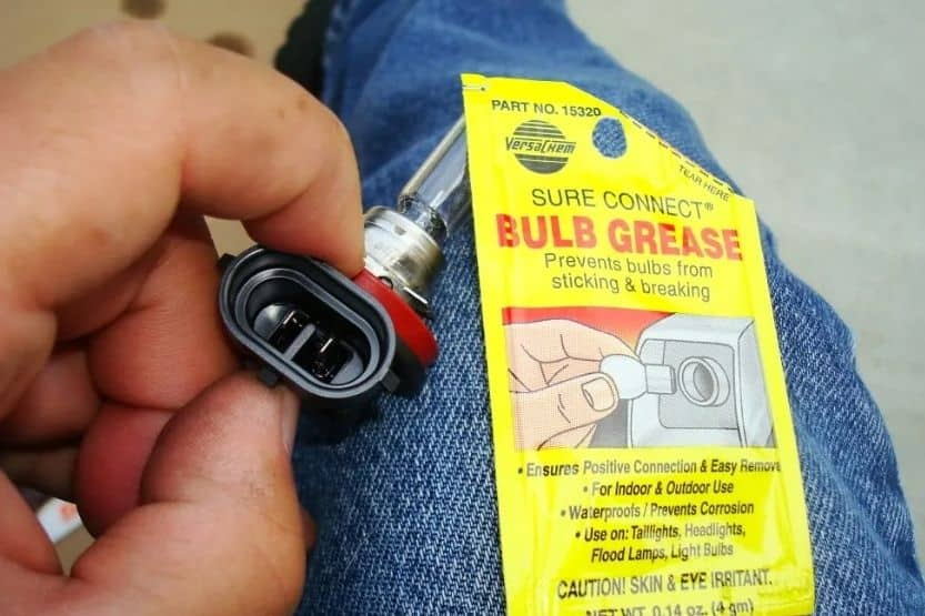 bulb grease – what is it and how to apply it? • road sumo