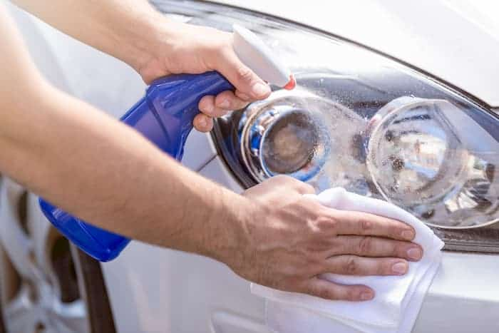 how to clean headlights with wd-40 | headlight restore us