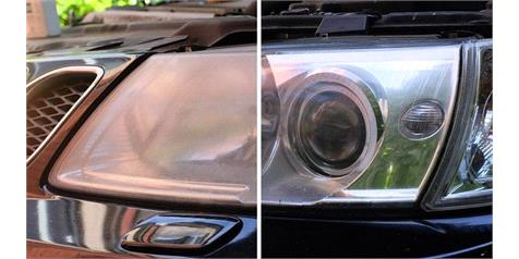 restoring your cars headlights is simple - the filter blog   micksgarage
