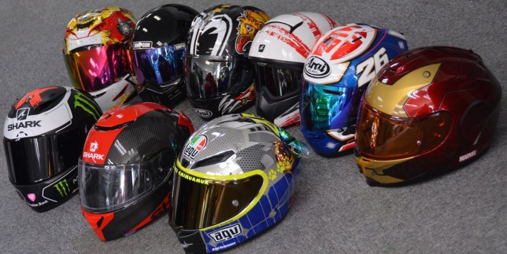 The 10 Best Motorcycle Helmets You Can Buy Today
