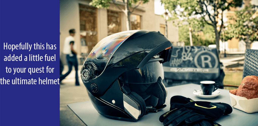 How much does a motorcycle helmet weight? (The Ultimate Guide)