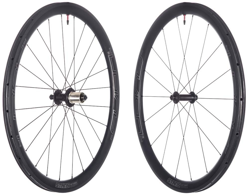 The benefits of tubeless road tyres