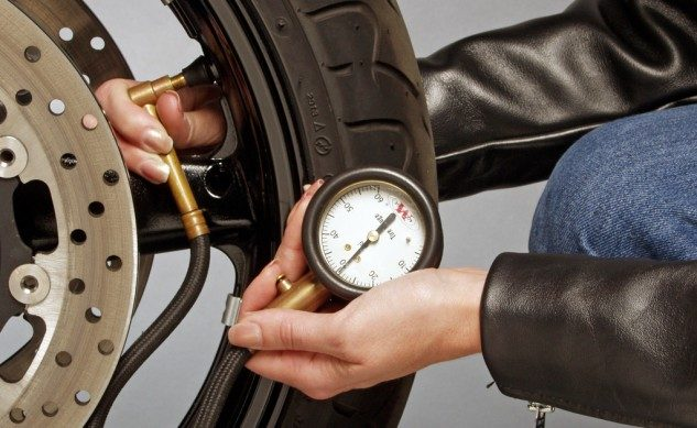 How to Check Motorcycle Tyres – Motorcycle Test Tips