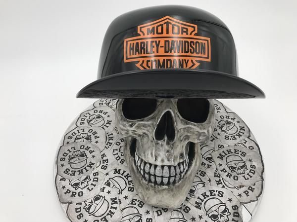"""The Dangers of """"Novelty"""" Motorcycle Helmets 