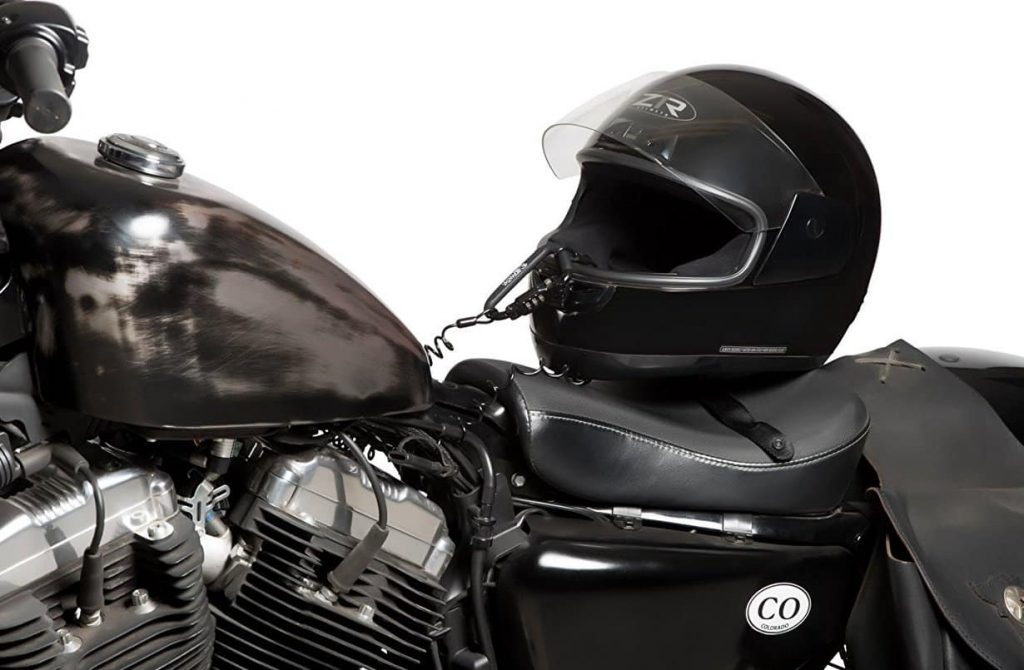 The Ultimate Guide to How To Lock Helmet To Motorcycle