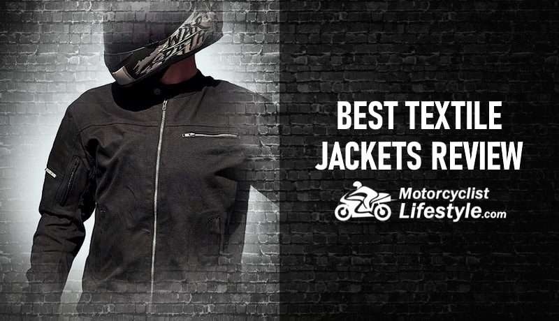 TOP 7 Best Textile Motorcycle Jackets 2021 – Motorcyclist Lifestyle