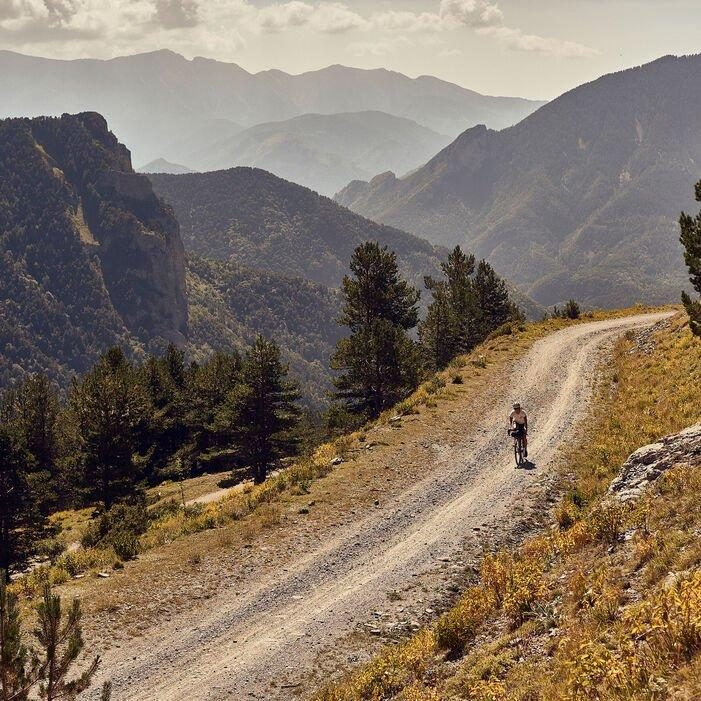 Are road tyres suitable for any off-road riding at all?