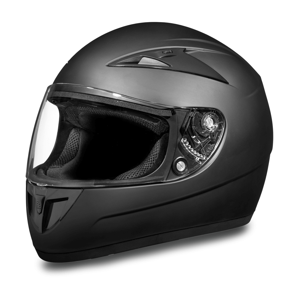 Securing a ratchet helmet to your bike – Motorbike Writer