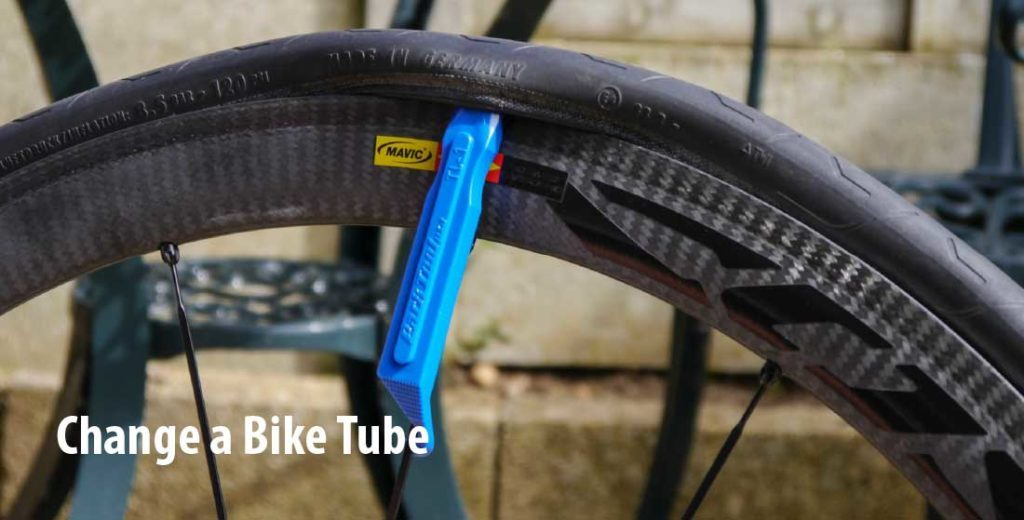 fast and easy old motorcycle tire dismounting at home