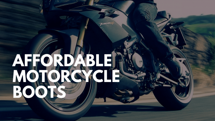 inexpensive gear guide: motorcycle protective gear you can afford