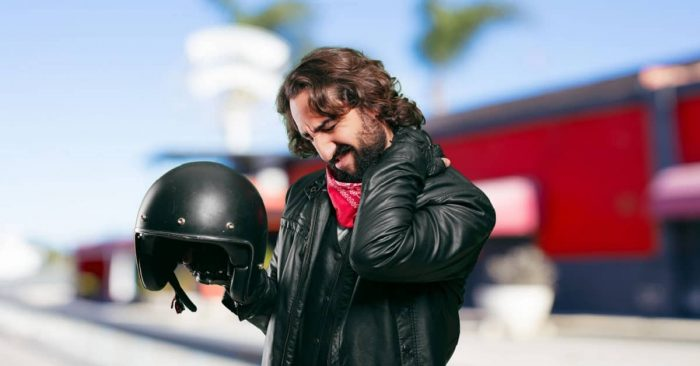 motorcycle accident? call now!