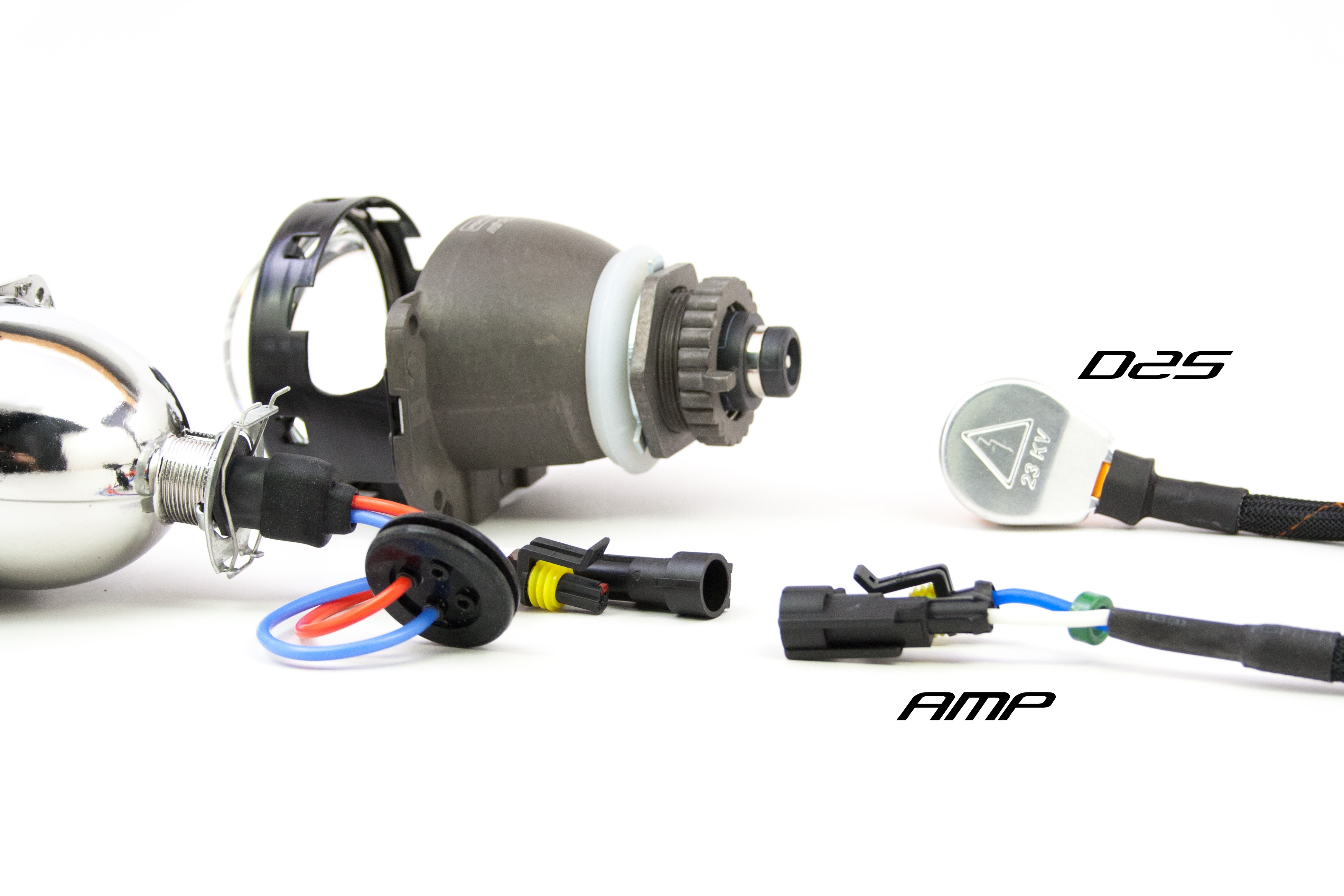 headlight tech: everything you need to know about hid ballasts