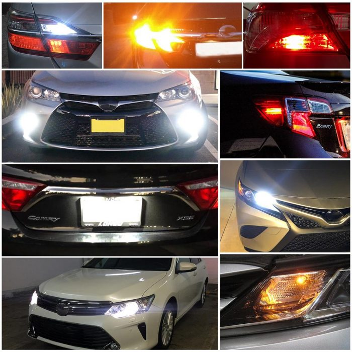 toyota camry bulb size guide