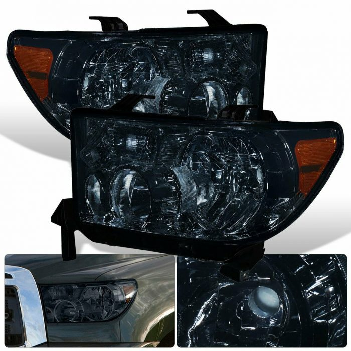left side headlight assembly for +61404532026 toyota tundra/+61404532026 sequoia headlights car & truck parts parts & accessories