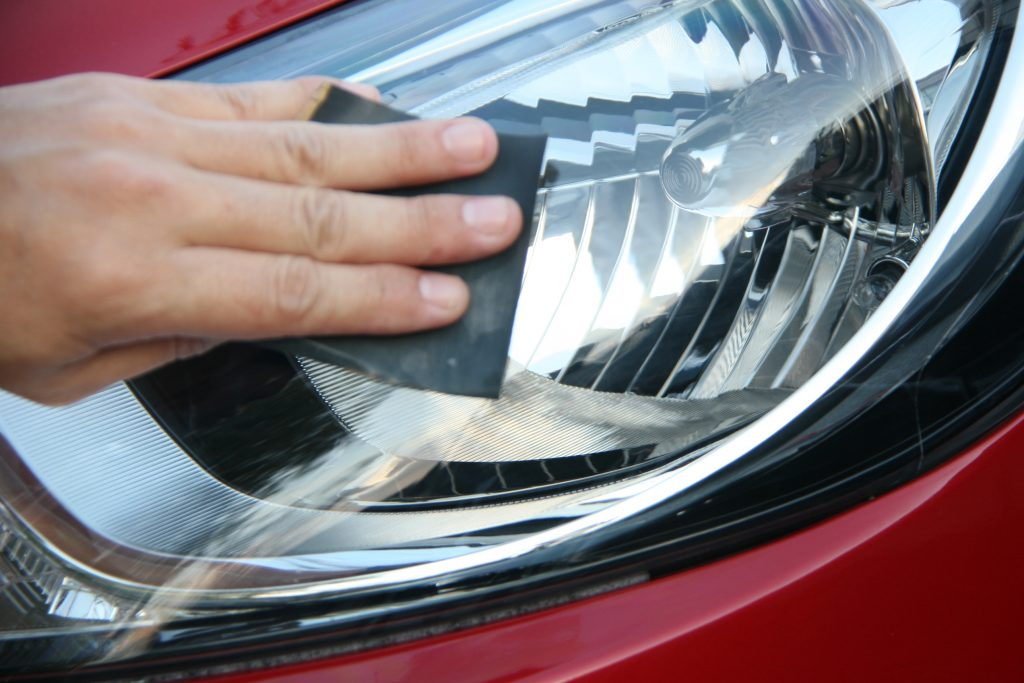 what tools are neefed to change a car headlight