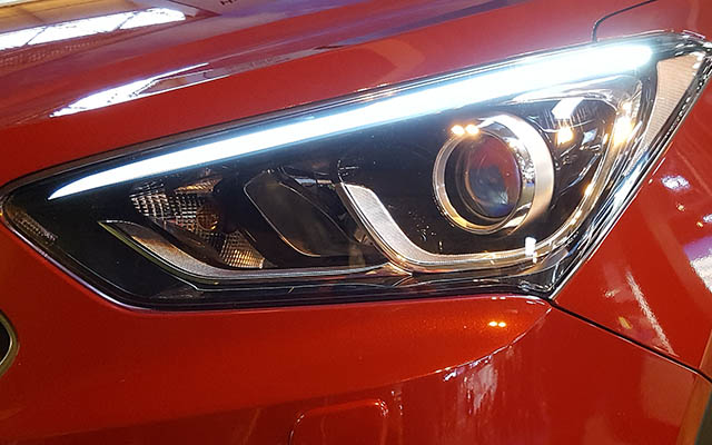 what are daytime running lights?